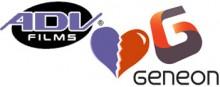 ADV Films und Geneon USA sagen Zusammenarbeit ab