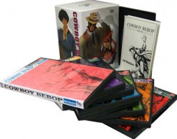 Cowboy Bebop - Altes Boxset
