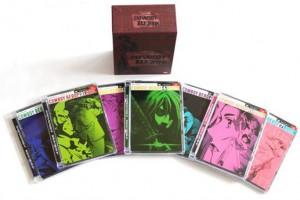 Cowboy Bebop - Remix Boxset