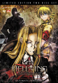 Hellsing Ultimate OVA Vol. 3: Limited Edition