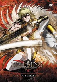 Hellsing Ultimate OVA Vol. 3