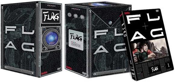 Flag Vol. 1 + Artbox