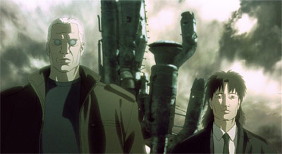 Bandai Entertainment bringt Ghost in the Shell 2: Innocence US Blu-ray