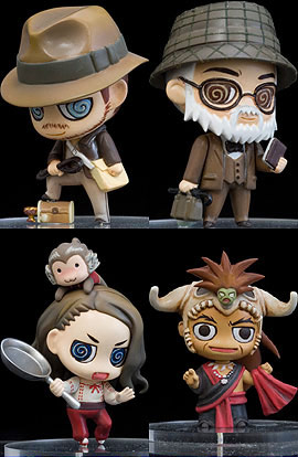 Indiana Jones Minis von Kotobukiya